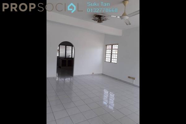 For Sale Terrace at Taman Bukit Desa, Kepong Freehold Semi Furnished 4R/3B 620k
