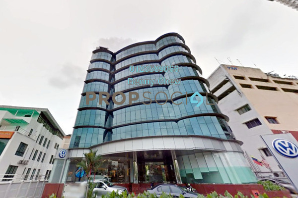 For Rent Office at Wisma Volkswagen, Bangsar Freehold Unfurnished 0R/0B 25k