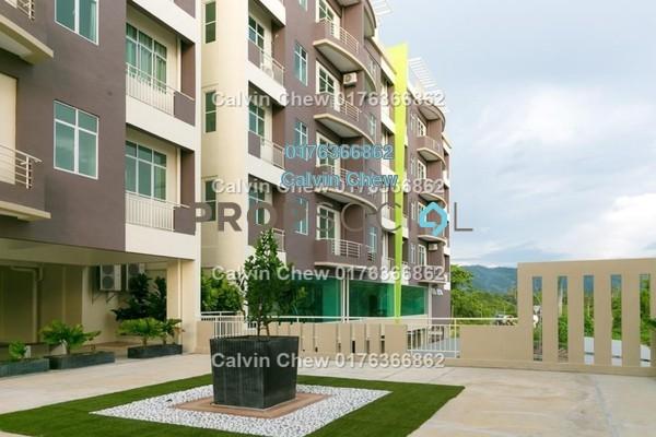 For Sale Apartment at Prestige III, Balik Pulau Freehold Unfurnished 3R/0B 178k
