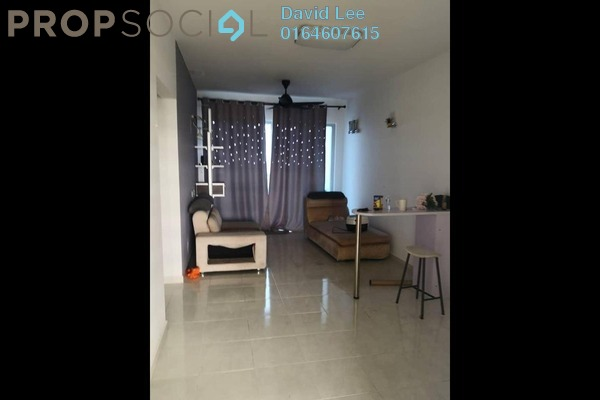 For Sale Condominium at The Spring, Jelutong Freehold Fully Furnished 3R/2B 500k