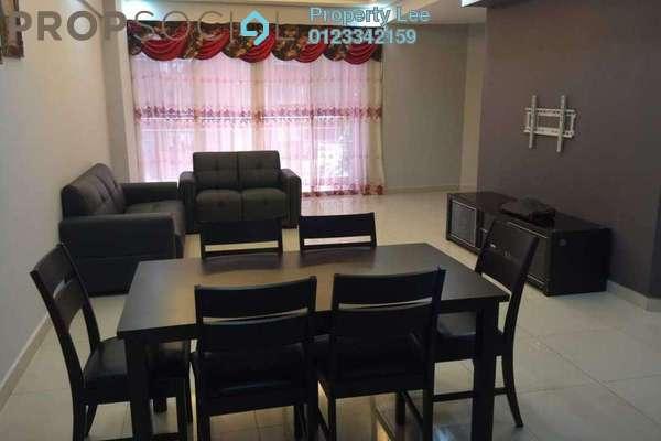 For Sale Condominium at Villa Wangsamas, Wangsa Maju Freehold Semi Furnished 3R/3B 450k
