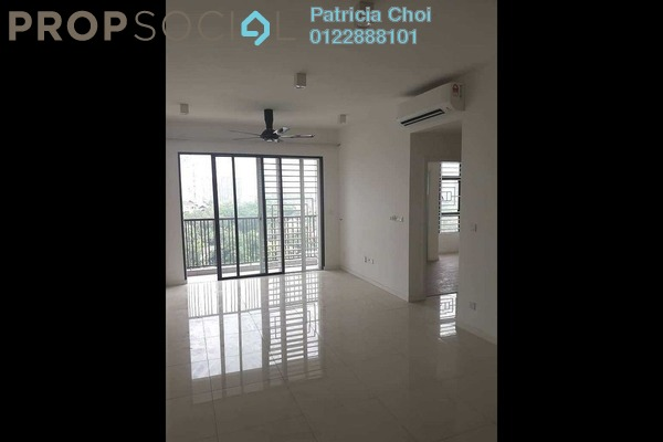 For Rent Condominium at Casa Green, Bukit Jalil Freehold Semi Furnished 3R/2B 1.6k