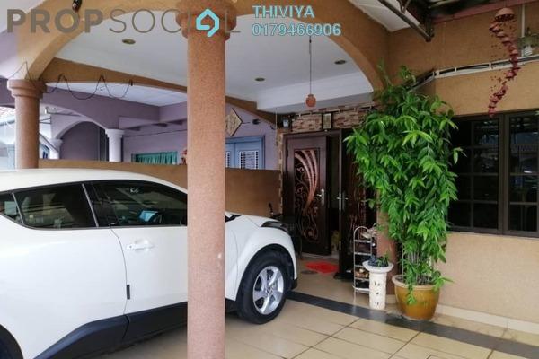 For Sale Terrace at Taman Bayu Perdana, Klang Freehold Fully Furnished 3R/3B 750k