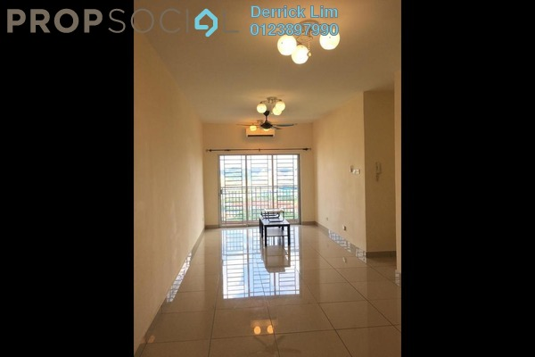 For Rent Condominium at OUG Parklane, Old Klang Road Freehold Semi Furnished 3R/2B 1.3k