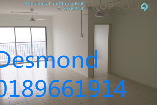 For Rent Condominium at PPA1M Bukit Jalil, Bukit Jalil Freehold Semi Furnished 4R/2B 1.8k