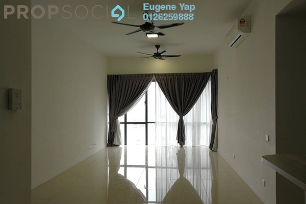 For Rent Serviced Residence at Reflection Residences, Mutiara Damansara Freehold Semi Furnished 3R/2B 2.5k