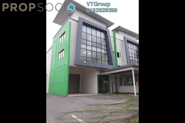 For Rent Factory at 228 Smart Industrial Series, Semenyih Freehold Unfurnished 1R/2B 4.5k