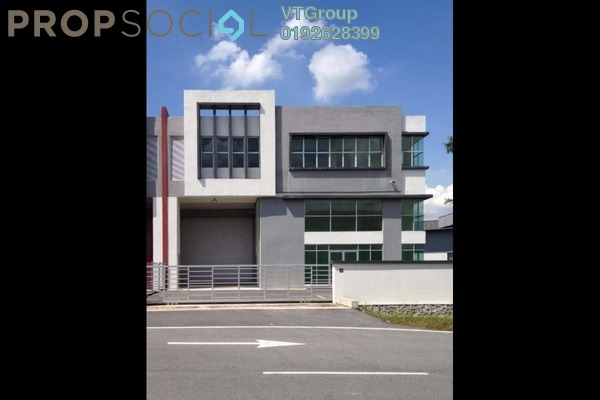 For Rent Factory at Tiara Sentral, Nilai Impian Freehold Unfurnished 1R/2B 7k
