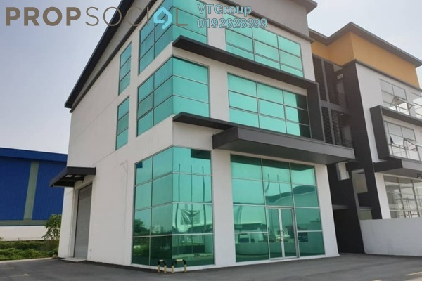 For Rent Factory at Gravitas, Shah Alam Freehold Unfurnished 1R/6B 10k