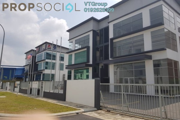 For Sale Factory at Gravitas, Shah Alam Freehold Unfurnished 1R/6B 4.2m