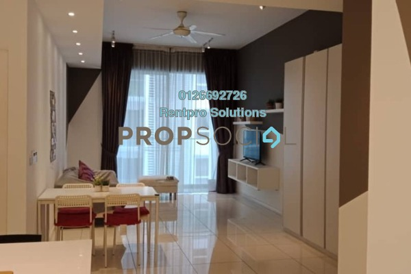 For Rent Condominium at M Suites, Ampang Hilir Freehold Fully Furnished 2R/2B 2.5k