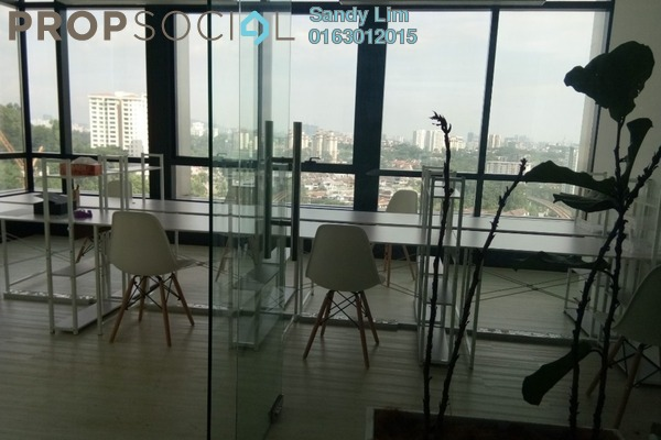 For Rent Office at Menara MBMR, Mid Valley City Freehold Fully Furnished 0R/2B 12.3k