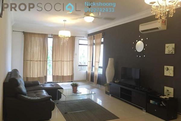 For Sale Condominium at Sri Putramas II, Dutamas Freehold Fully Furnished 4R/2B 560k