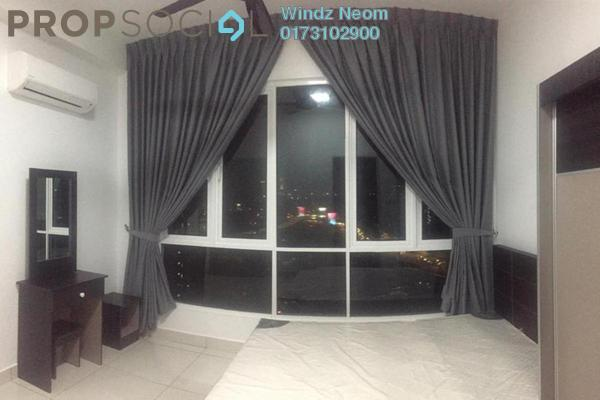 For Sale Condominium at Court 28 @ KL City, Sentul Freehold Fully Furnished 2R/2B 560k