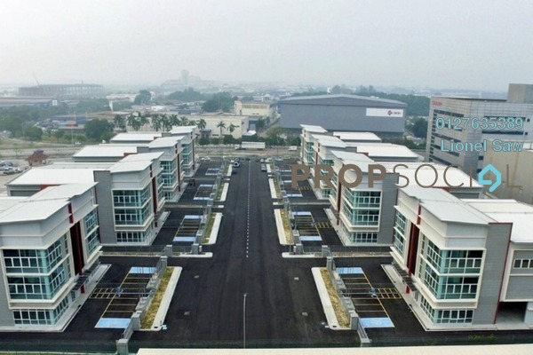 For Sale Factory at Taman Bunga Negara, Shah Alam Freehold Unfurnished 0R/0B 8m