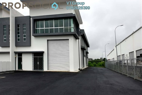 For Sale Factory at Mantin Sentral Park, Mantin Freehold Unfurnished 1R/4B 1.38m