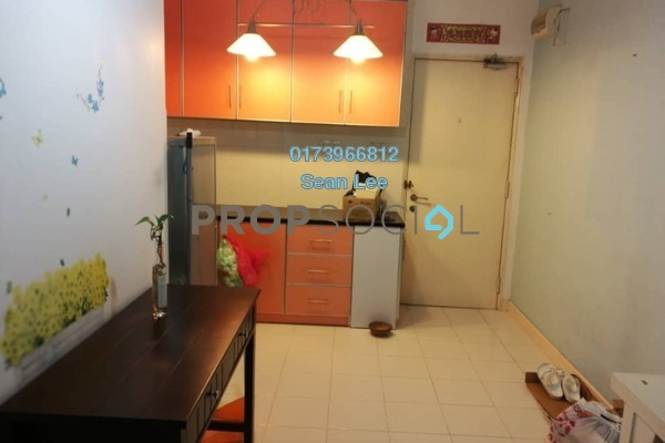 For Rent Serviced Residence at Ritze Perdana 1, Damansara Perdana Freehold Fully Furnished 1R/1B 1.25k