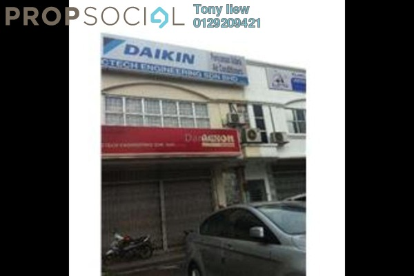 For Rent Factory at Taman Perindustrian OUG, Old Klang Road Freehold Semi Furnished 0R/2B 4.5k