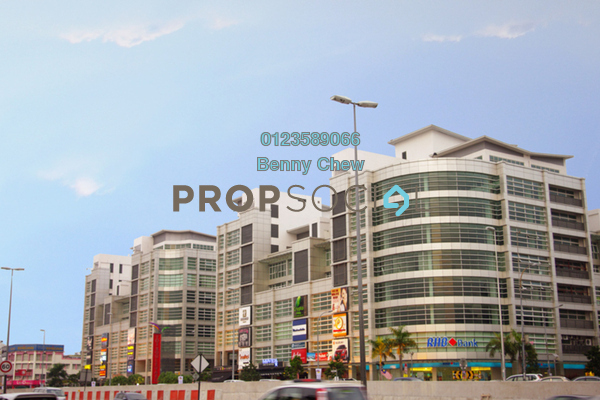 For Rent Office at IOI Boulevard, Bandar Puchong Jaya Freehold Semi Furnished 0R/0B 5.36k