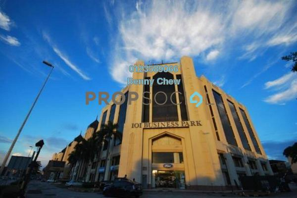 For Rent Office at IOI Business Park, Bandar Puchong Jaya Freehold Semi Furnished 0R/0B 3.23k