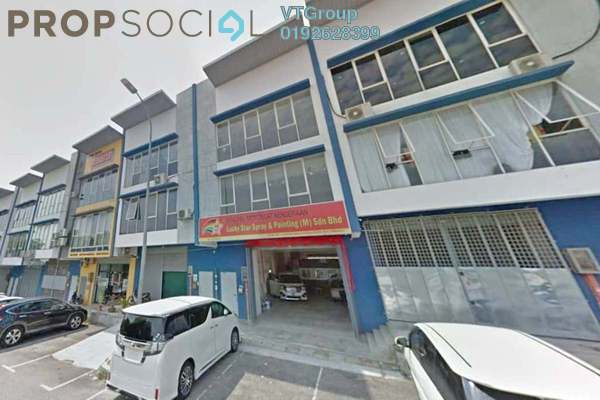 For Sale Factory at Taman Bukit Serdang, Seri Kembangan Freehold Unfurnished 1R/4B 1.4m