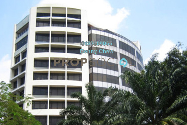 For Rent Office at Peremba Square, Saujana Freehold Semi Furnished 0R/0B 7.6k