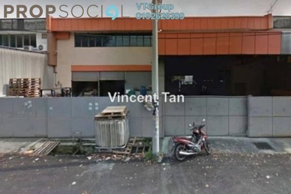 For Sale Factory at Taman Serdang Jaya, Seri Kembangan Freehold Unfurnished 1R/4B 3.1m