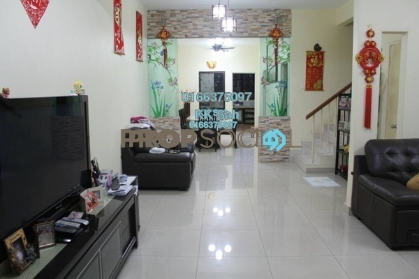 For Sale Link at Taman Megah, Cheras South Freehold Fully Furnished 6R/4B 928k