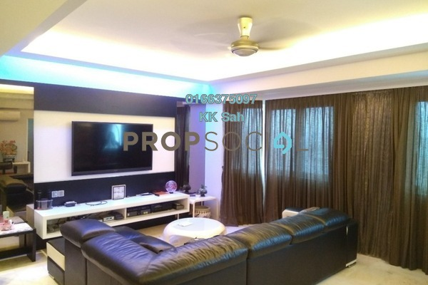 For Sale Duplex at Langat Jaya, Batu 9 Cheras Freehold Fully Furnished 4R/4B 478k