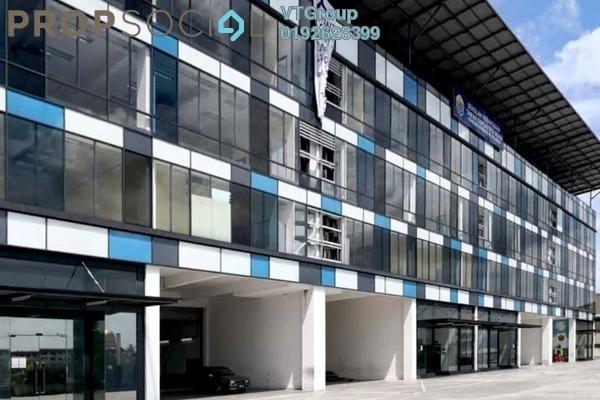 For Rent Factory at Kawasan Perindustrian Balakong, Balakong Freehold Unfurnished 1R/8B 40k
