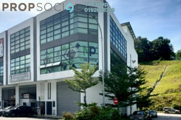 For Rent Factory at MIVO Industrial Avenue, Kepong Freehold Unfurnished 1R/6B 10k
