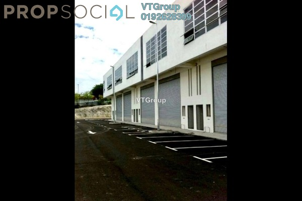 For Sale Factory at Taman Bukit Serdang, Seri Kembangan Freehold Unfurnished 1R/4B 3m