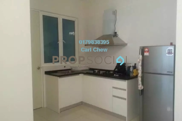 For Rent Condominium at The Regina, UEP Subang Jaya Freehold Fully Furnished 3R/2B 2.2k