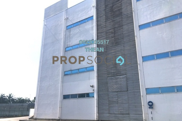For Sale Factory at Section 51A, Petaling Jaya Freehold Semi Furnished 0R/8B 45m