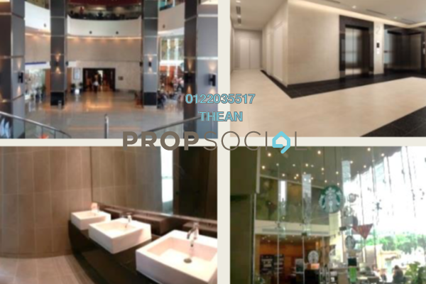 For Rent Office at Menara Axis, Petaling Jaya Freehold Semi Furnished 0R/0B 30k