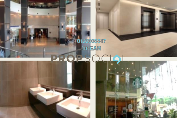 For Rent Shop at Menara Axis, Petaling Jaya Freehold Unfurnished 0R/0B 40k