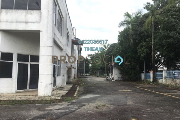 For Sale Factory at Hicom Glenmarie, Glenmarie Freehold Semi Furnished 0R/0B 20m