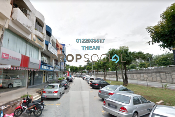 For Rent Shop at Taman Megah, Kelana Jaya Freehold Unfurnished 0R/0B 1.9k