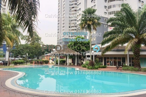 For Sale Condominium at Bukit Pandan 2, Pandan Perdana Freehold Unfurnished 4R/0B 404k