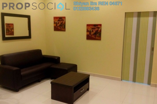 For Rent Condominium at Vue Residences, Titiwangsa Freehold Fully Furnished 0R/1B 1.95k