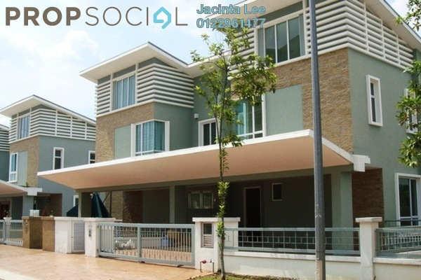 For Sale Semi-Detached at D'Boulevard, Seri Kembangan Freehold Semi Furnished 5R/5B 1.22m