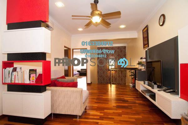 For Sale Terrace at Vistaria Residences, Bandar Puchong Jaya Freehold Semi Furnished 5R/5B 1.8m