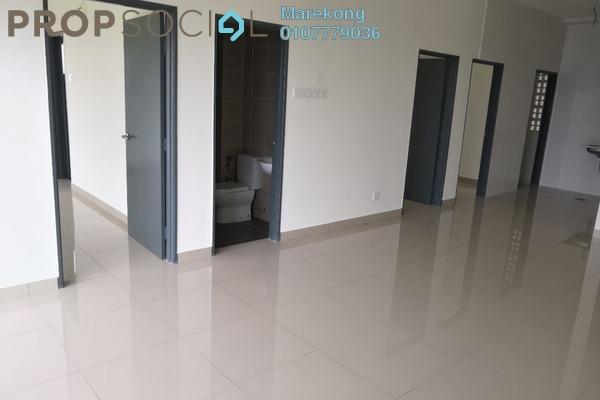 For Rent Condominium at Seri Tijanni, Bukit Rahman Putra Freehold Semi Furnished 3R/2B 1.5k
