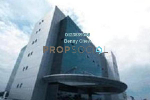 For Rent Office at Temasya Industrial Park, Temasya Glenmarie Freehold Semi Furnished 0R/0B 7k