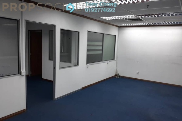 For Rent Office at Wisma UOA II, KLCC Freehold Semi Furnished 4R/2B 3.5k