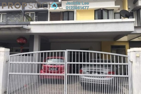 For Sale Terrace at Sutera Ria @ Sutera Damansara, Damansara Damai Freehold Unfurnished 4R/4B 606k
