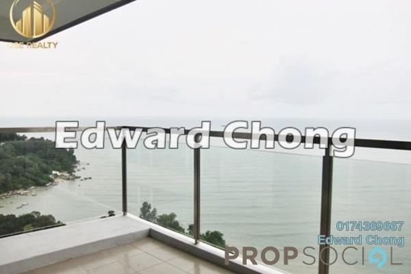 For Rent Condominium at Island Resort, Batu Ferringhi Freehold Fully Furnished 3R/2B 2.5k