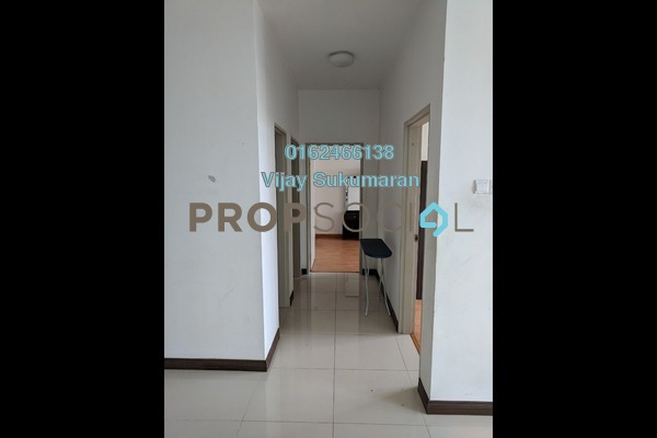 For Rent Condominium at Panorama Residences, Sentul Freehold Semi Furnished 3R/2B 1.8k