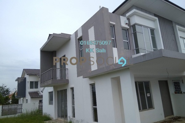 For Sale Link at Setia EcoHill 2, Semenyih Freehold Unfurnished 4R/3B 728k