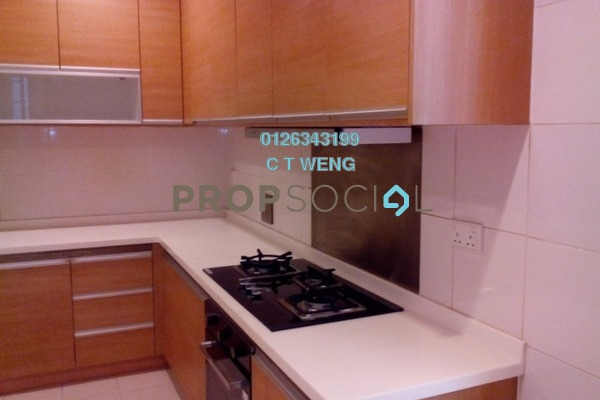 For Rent Condominium at Marc Service Residence, KLCC Freehold Semi Furnished 4R/5B 12k
